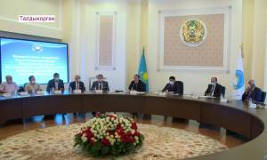 ҚХА төраға орынбасары Алматы облысының жастарымен және әлеуметтік белсенділерімен кездесті