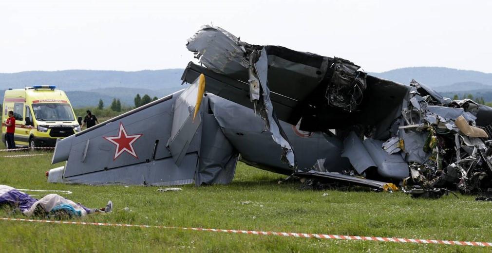 Крушение Л-410 в Кемеровской области: власти не подтвердили информацию о 9 погибших