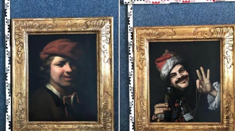 Вероятно, оригинал: старинную картину ученика Рембрандта нашли на мусорке