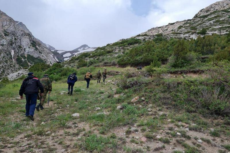 Пропавшие туристы: найдено еще одно тело в Туркестанской области