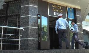 Один выбор на двоих: близнецы-полицейские охраняют покой алматинцев