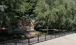 """Второе дыхание сквера """"Дружба"""" в Алматы"""