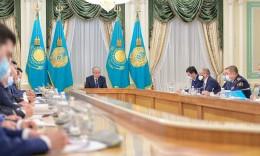 Новый учебный год пройдет в полноценном режиме - Касым-Жомарт Токаев