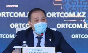 Не вижу нарушения Конституции - Ералы Тугжанов об обязательной вакцинации