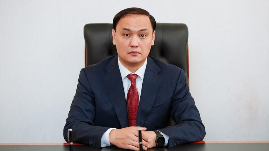 Ербол Қарашөкеев ҚР ауыл шаруашылығы министрінің міндетін атқарушы лауазымына тағайындалды