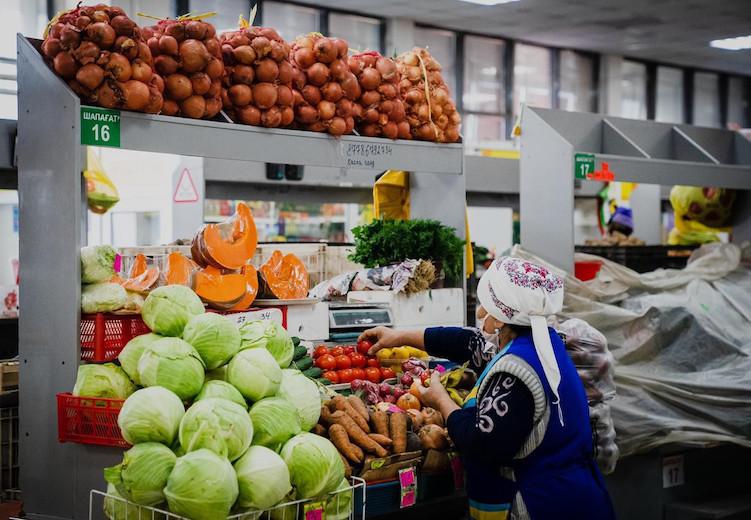 В Алматы принимаются все меры для недопущения роста цен на продукты