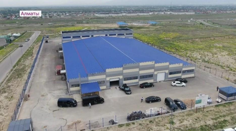 Алматыда өнеркәсіп орындарында 1,5 мыңға жуық жаңа жұмыс орны ашылады
