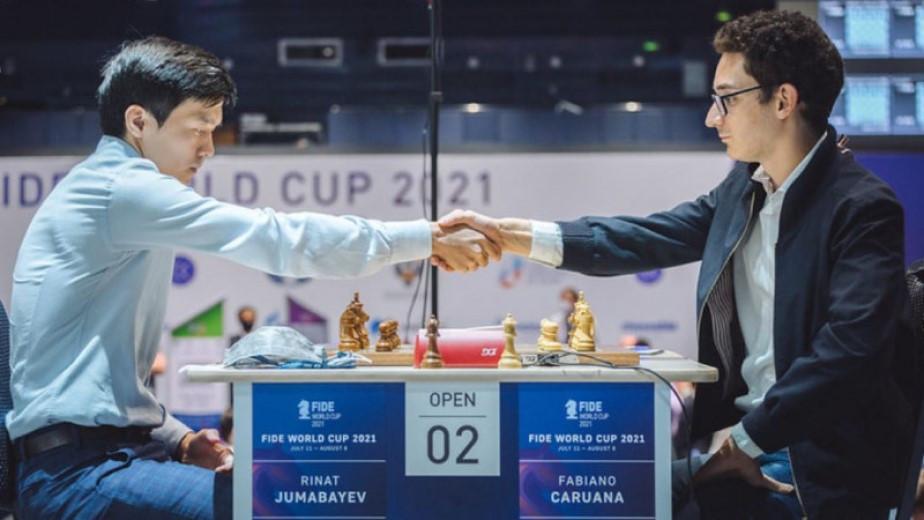Шахматтан әлем кубогында қазақстандық сенсация жасады