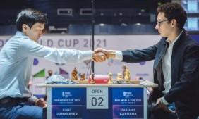 Казахстанский шахматист сенсационно выбил вице-чемпиона из Кубка мира