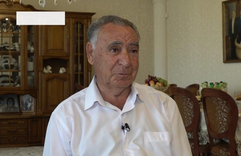 Асанпаша Агададиев: по национальности я турок, но в душе казах