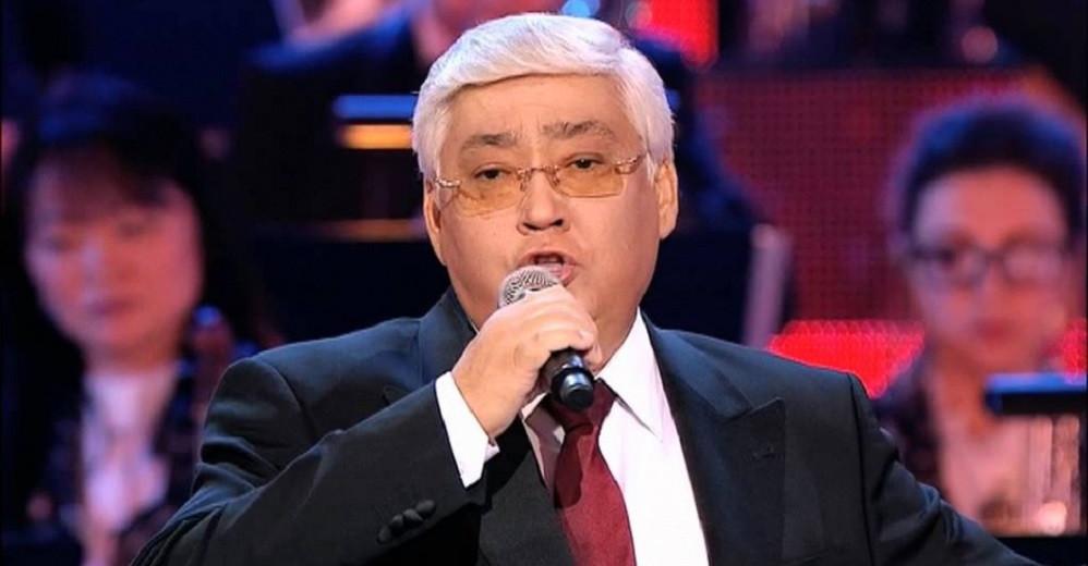 Известный казахстанский певец Алибек Днишев отмечает юбилей
