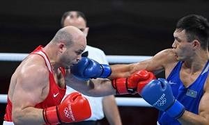 Олимпиада-2020: Кункабаев вышел в полуфинал и принес первую медаль в боксе