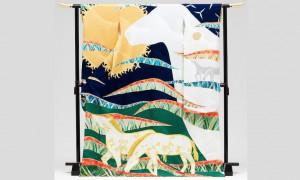 Японские дизайнеры сшили дорогостоящее кимоно для сборной Казахстана