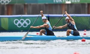 Олимпиада-2020: казахстанские спортсмены вышли в финал соревнований по гребле на байдарках