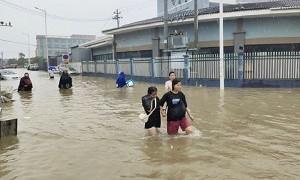 Қытайдағы су тасқыны: қаза тапқандар саны 300-ден асты