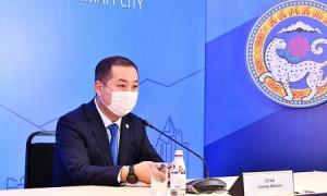 Жителей Наурызбайского района Алматы призывают активнее вакцинироваться против COVID-19