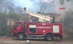 Разбушевавшаяся стихия: более 860 человек пострадали при пожаре в Турции