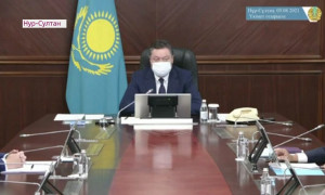 Более 55% взрослого населения Казахстана получили вакцину от COVID-19