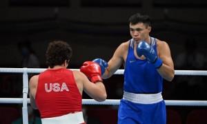 Боксшы Қамшыбек Қоңқабаев Токио Олимпиадасының қола жүлдегері атанды