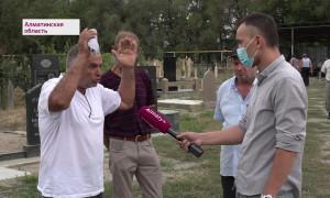 Крик души: почему сельчане не могут пользоваться обещанным участком для могил
