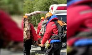 Туристку из России эвакуировали вертолетом с Заилийского Алатау