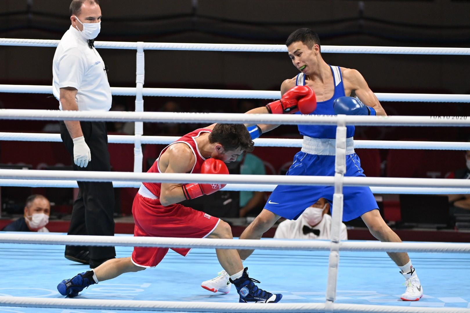 Токио 2020: еще одна медаль у спортсменов Казахстана