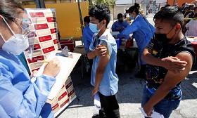 АҚШ-та шетел азаматтарына міндетті вакцинация енгізілуі мүмкін