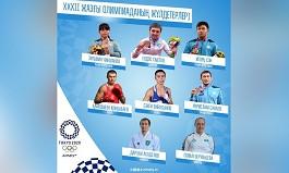 Касым-Жомарт Токаев наградил казахстанских олимпийцев