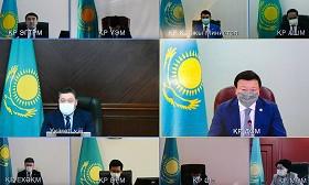 Правительство Казахстана рассмотрело проект республиканского бюджета на 2022-2024 годы
