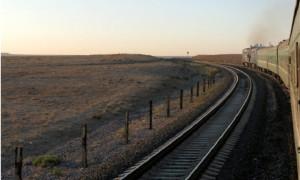Железнодорожное сообщение приостановили из-за взрывов в Жамбылской области