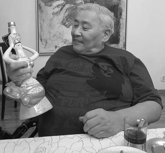 Ушел из жизни председатель алматинского общества инвалидов Али Аманбаев