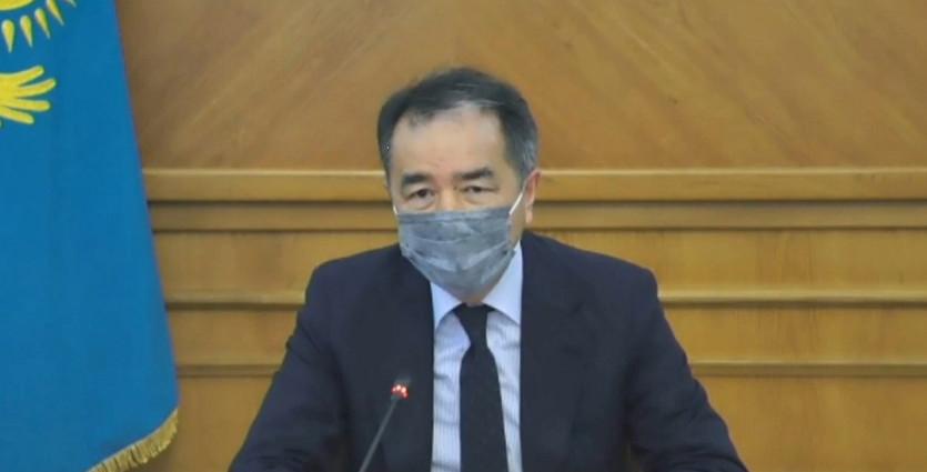 Аким Алматы Бакытжан Сагинтаев ответил на вопросы горожан