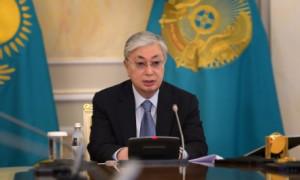 """Касым-Жомарт Токаев: """"Казахстан поддерживает международное сообщество в противодействии терроризму"""""""