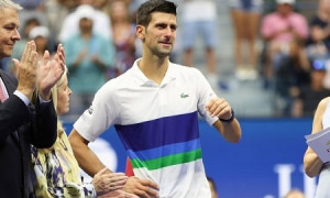 Не сдержал слез: Джокович проиграл Медведеву в финале US Open - 2021