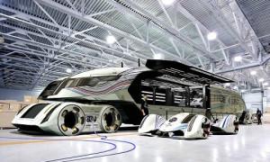 Взгляд в будущее: каким станет транспорт через 50 лет
