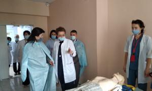Роза Куанышбекова: каждый врач должен постоянно совершенствовать свои знания и навыки