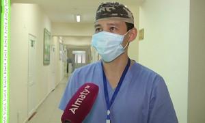 Ровесники Независимости: 30 лет исполняется алматинской городской клинической больнице №7