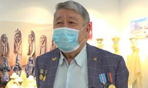 Алматыда мүсінші Т. Бинашевтің 65 жылдығына орай көрме ұйымдастырылды