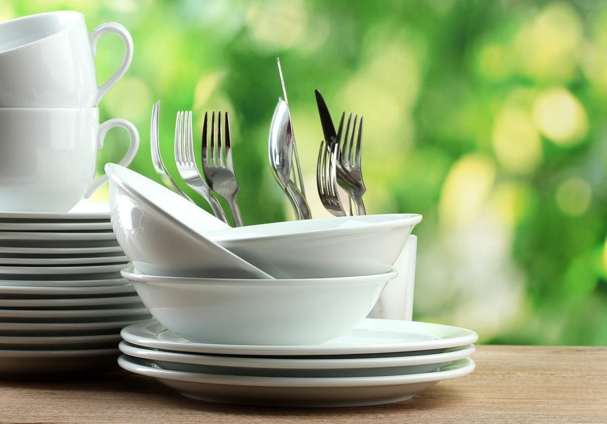 Как сделать посуду чистой без моющих средств - рецепт блогера