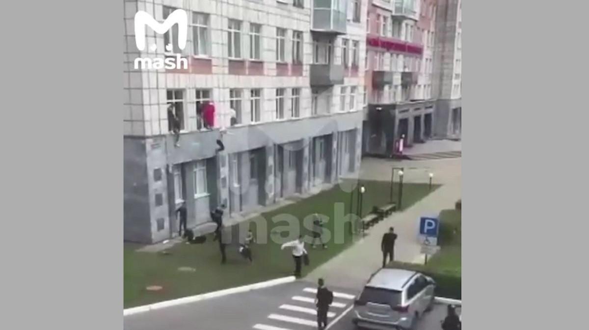 Кровавая бойня в вузе: новые подробности инцидента в Перми
