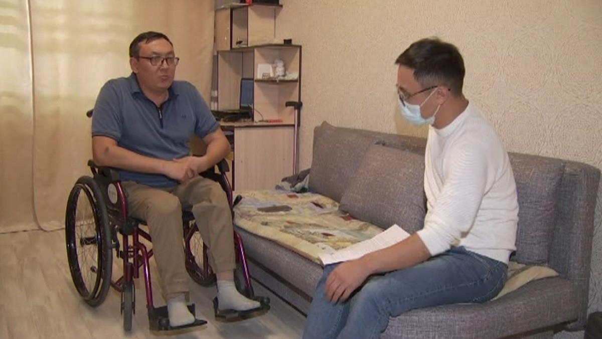 Мошенники оставили без последних денег инвалидов в Караганде