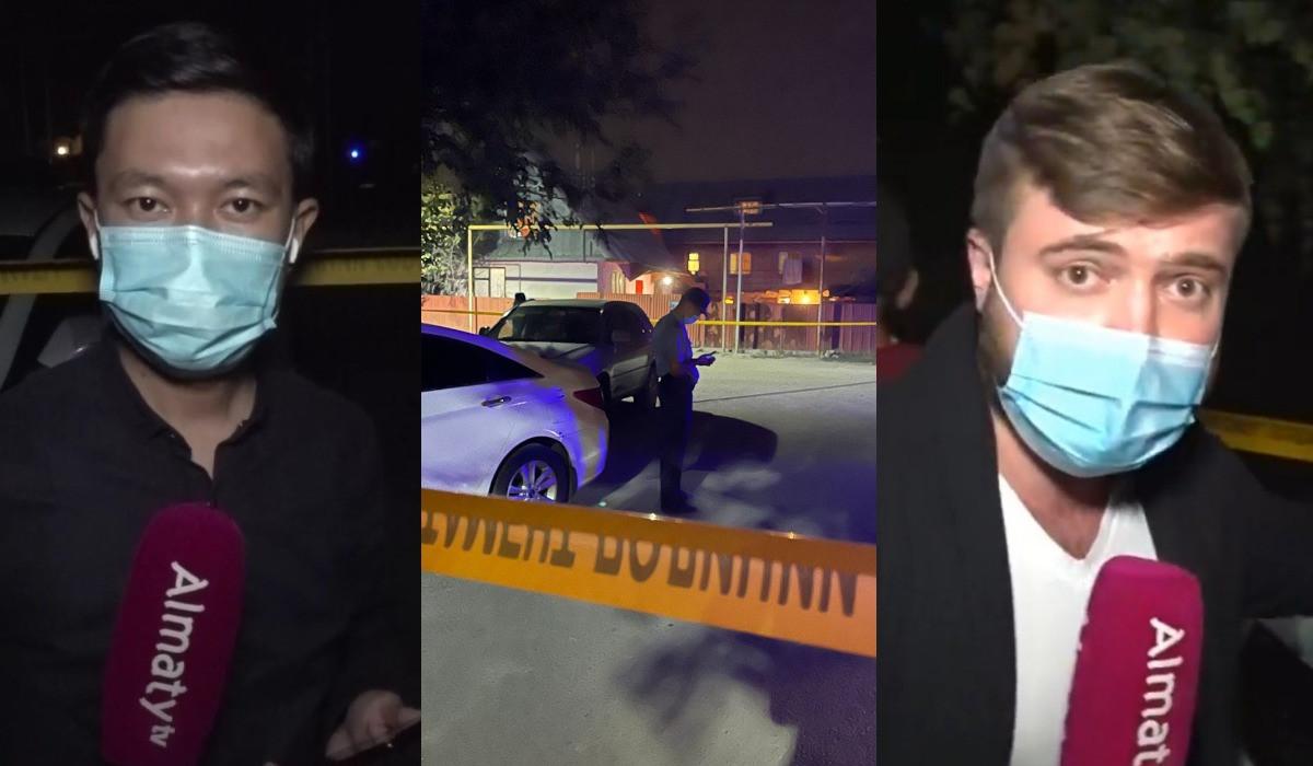 Экстренный выпуск новостей с места трагедии, где погибли правоохранители
