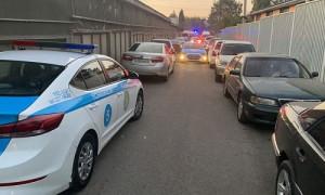 Б. Сагинтаев выразил соболезнования семьям погибших полицейских