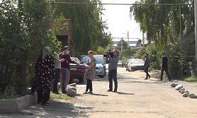 Соседи подозреваемого рассказали, как развивался конфликт