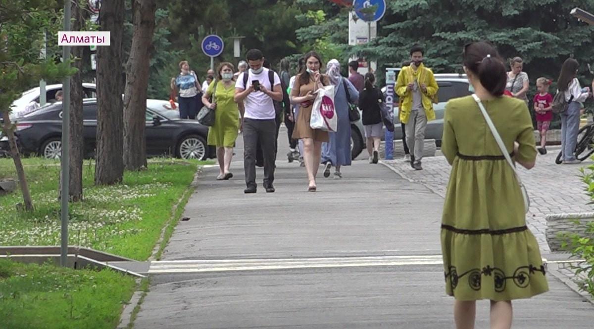 Бакытжан Сагинтаев рассказал об эпидситуации в Алматы