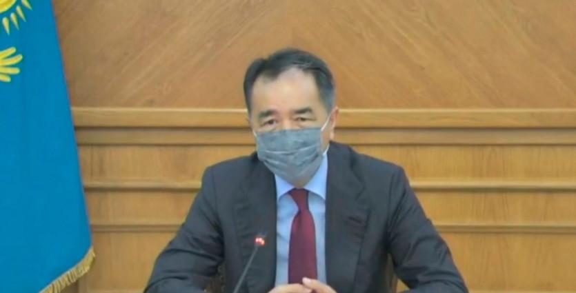 Мы не будем ждать 15 октября - Б. Сагинтаев рассказал, когда включат отопление