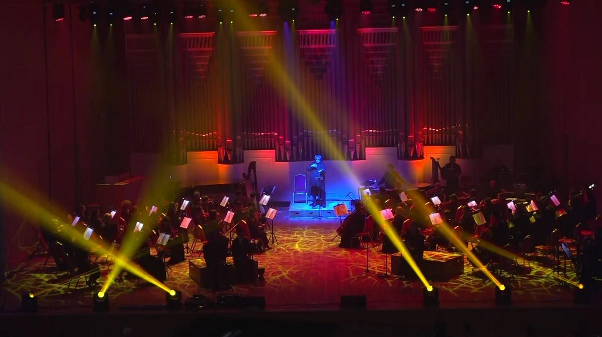 Алматыда «Марсқа сапар» симфониясының әлемдік премьерасы көрсетілді