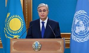 Қасым-Жомарт Тоқаев БҰҰ-ның Азық-түлік жүйелері жөніндегі саммитінде сөз сөйледі