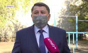 Коллективный иммунитет в Алматы достиг 47%