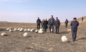 """Qazaqstan 30: Участники экспедиции """"Атамекен"""" финишировали в Алматы"""